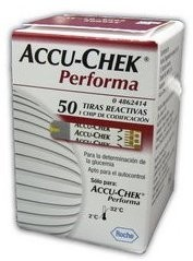 Accu-chek Performa Test Strips