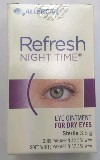 Refresh Night Time Eye Ointment 3.5g
