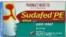 Sudafed PE Sinus and Allergy and Pain Relief Tablets (48)