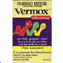 Vermox Suspension 15ml  Banana Flavoured