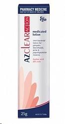AZClear Action Medicated Lotion - Adult Acne