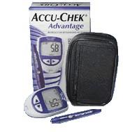 Accu-chek Advantage Meter