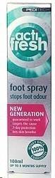 Actifresh Foot Spray
