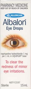 Albalon Eye Drops