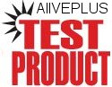 Aliveplus Test Product