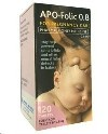 Apo Folic Acid 0.8mg  (120 tablets)