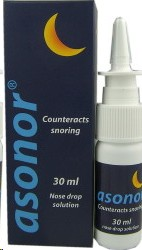 Asonor Nose Drop Solution