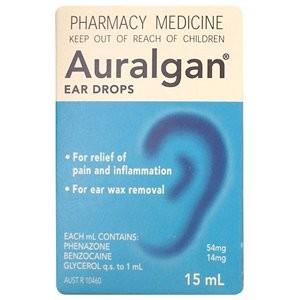 Auralgan Ear Drops
