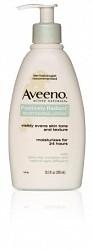 Aveeno Positively Radiant Moisturizing Lotion