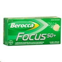 Berocca Focus 50+