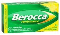 Berocca Performance Tropical