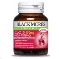 Blackmores CoQ10 High Potency 150mg