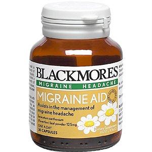 Blackmores Migraine Aid