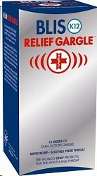 Blis K12 Relief Gargle