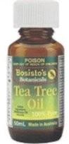 Bosistos Tea Tree Oil