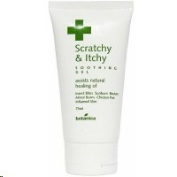 Botanica Scratchy And Itchy Soothing Gel