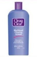 Clean and Clear Blackhead Clearing Toner