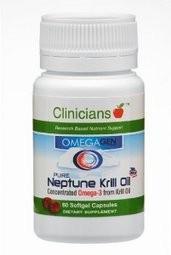 Clinicians OmegaGen Neptune Krill Oil