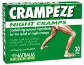 Crampeze Night Cramps