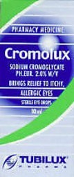 Cromolux Eye Drops