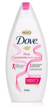 Dove Pink Beauty Care Body Wash