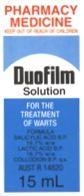 Duofilm Wart Solution