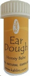 Ear Dough Earplugs - HONEY BABE 3PK