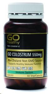 GO Healthy GO Colostrum