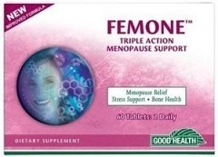 Good Health Femone  - Triple Action Menopause Relief