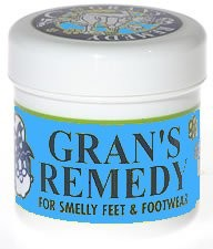 Grans Remedy Cooling Powder