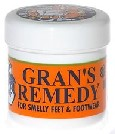 Grans Remedy Scented Powder 50g