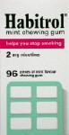 Habitrol Mint Gum