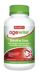 Kordels Agewise Breathe Easy