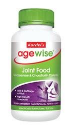 Kordels Agewise Joint Food Capsules
