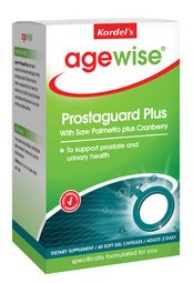 Kordels Agewise Prostaguard Plus