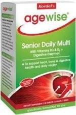 Kordels Agewise Senior Daily Multi