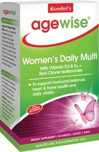 Kordels Agewise Womens Daily Multi