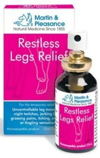 Martin and Pleasance Restless Leg Relief