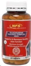 NFS Glucosamine Sulfate Complex 1900+