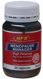 NFS Menopause Manager