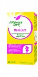 Natures Own Menocare Tablets