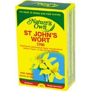 Natures Own St John's Wort