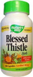 Natures Way Blessed Thistle