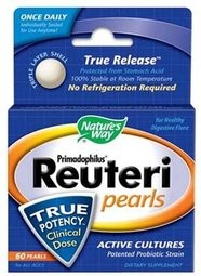 Natures Way Primadophilus Reuteri Pearls
