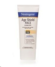 Neutrogena Age Shield Face Sunblock Spf 70+