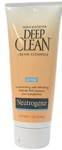 Neutrogena Deep Clean Cream Cleanser
