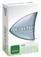 Nicorette Classic Gum