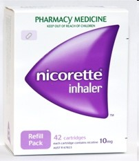 Nicorette Inhaler Refills
