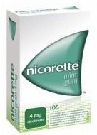 Nicorette Mint Gum