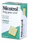 Nicotrol Mint Flavour Gum